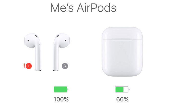 Fix - One AirPod not working